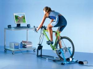 Фитнес на симуляторах