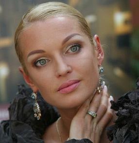 5 секретов красоты от Анастасии Волочковой
