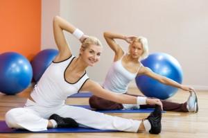Фитнес во время простуды