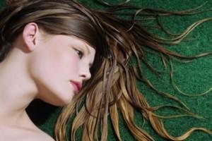 Домашняя краска для волос с корицей