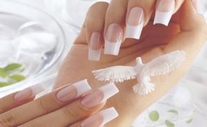 Как нарастить ногти на типсах