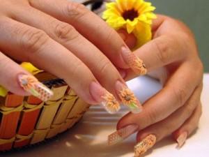Как восстановить ногти поле наращивания