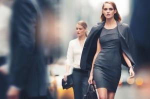 стиль современной бизнесс леди
