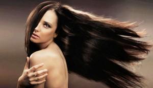 Сила красоты женских волос